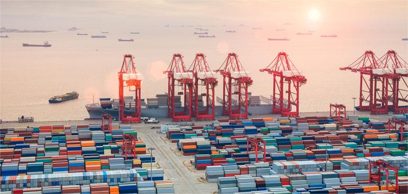 Перевозка грузов из Юго-Восточной Азии