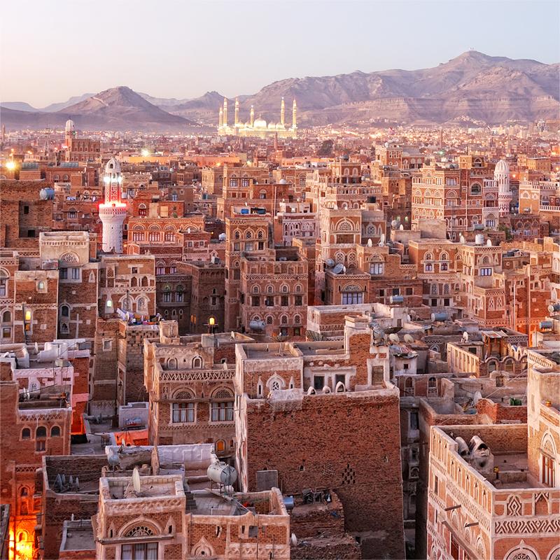 Перевозка грузов в Йемен