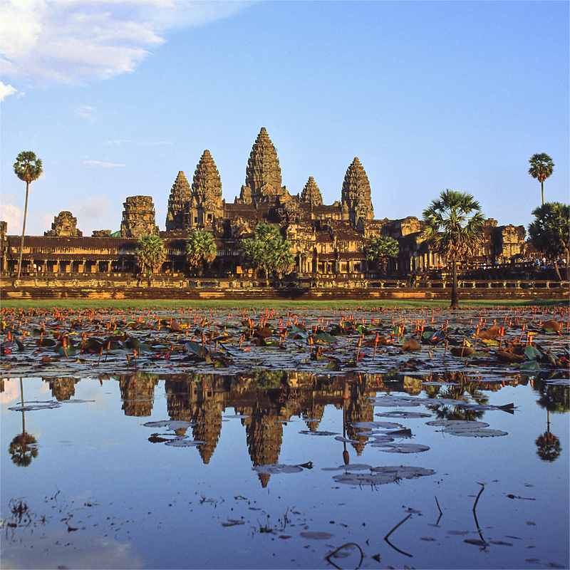 Доставка грузов из Камбоджи