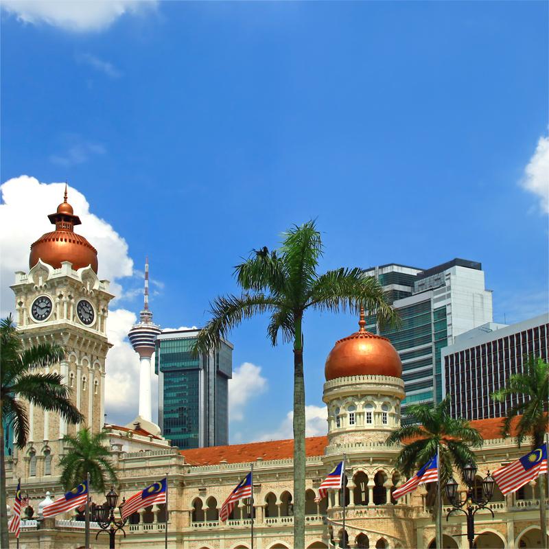 Доставка грузов из Малайзии