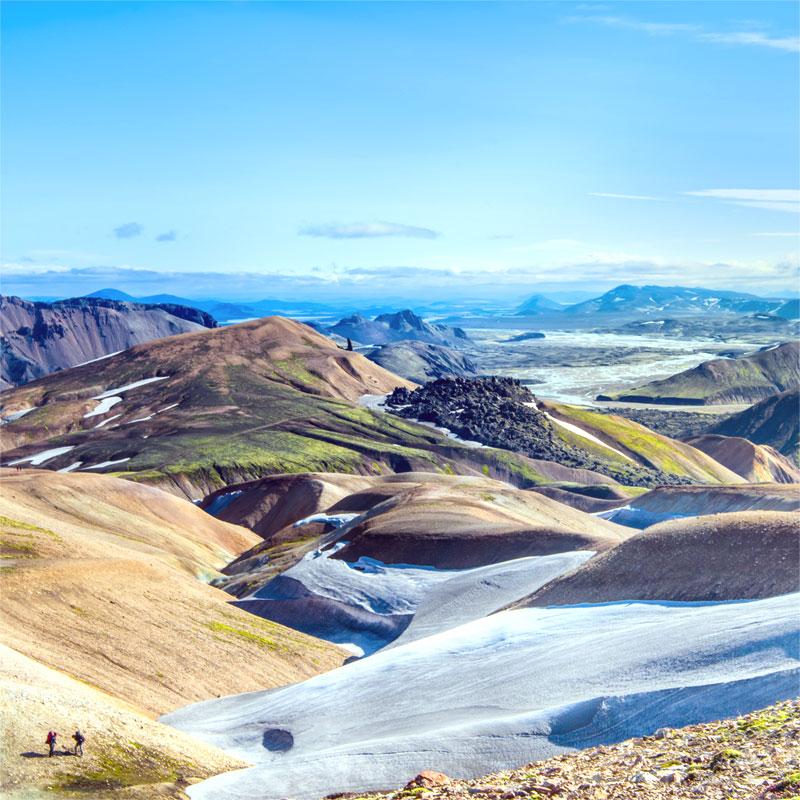 Доставка грузов из Исландии