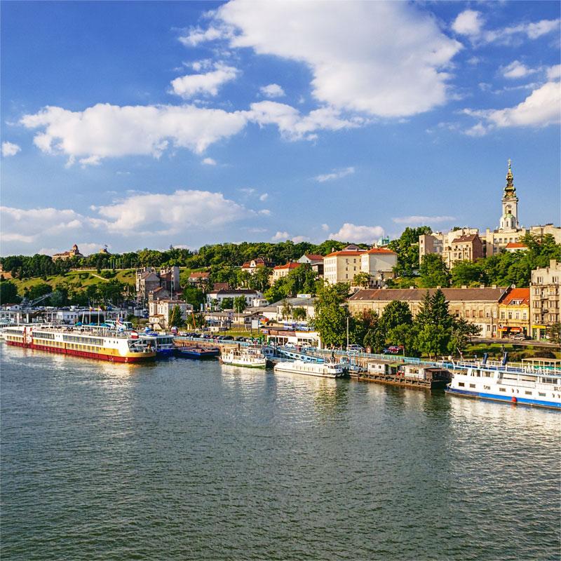 Доставка грузов из Сербии