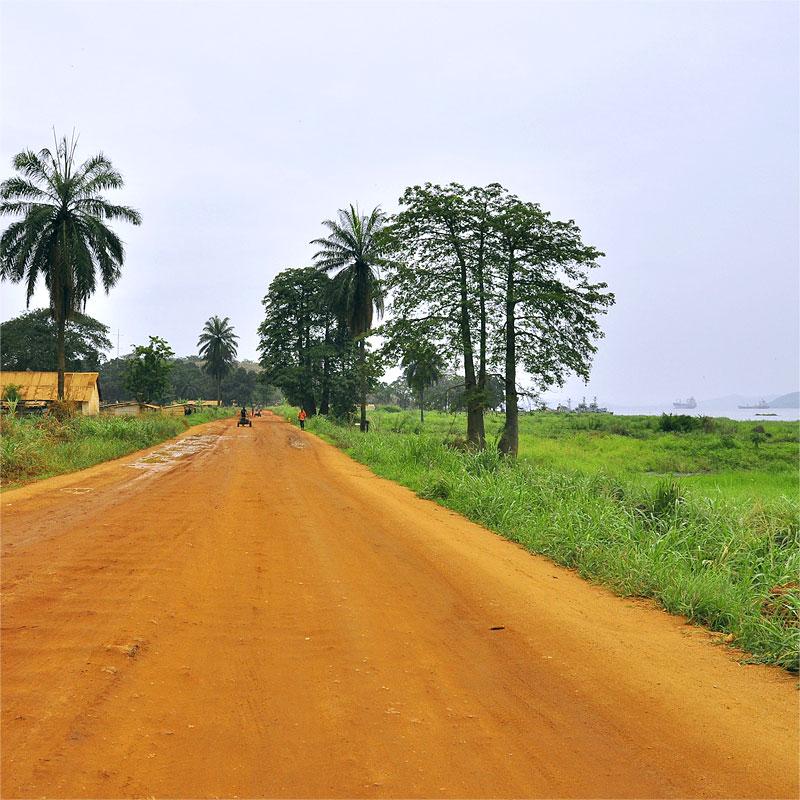 Перевозка грузов в Габон