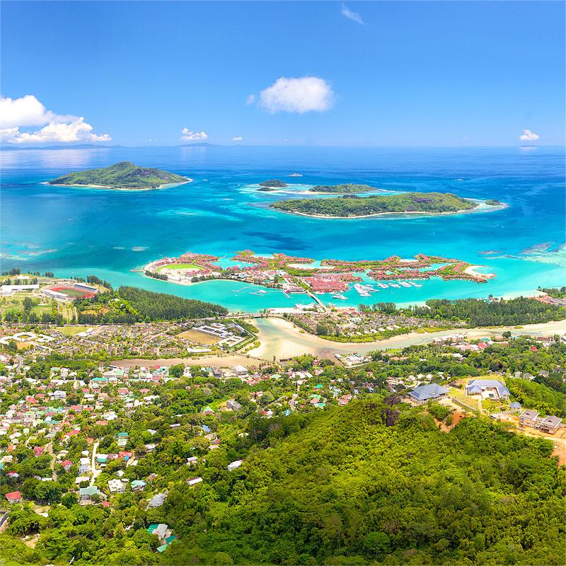 Перевозки грузов в Сейшельские Острова