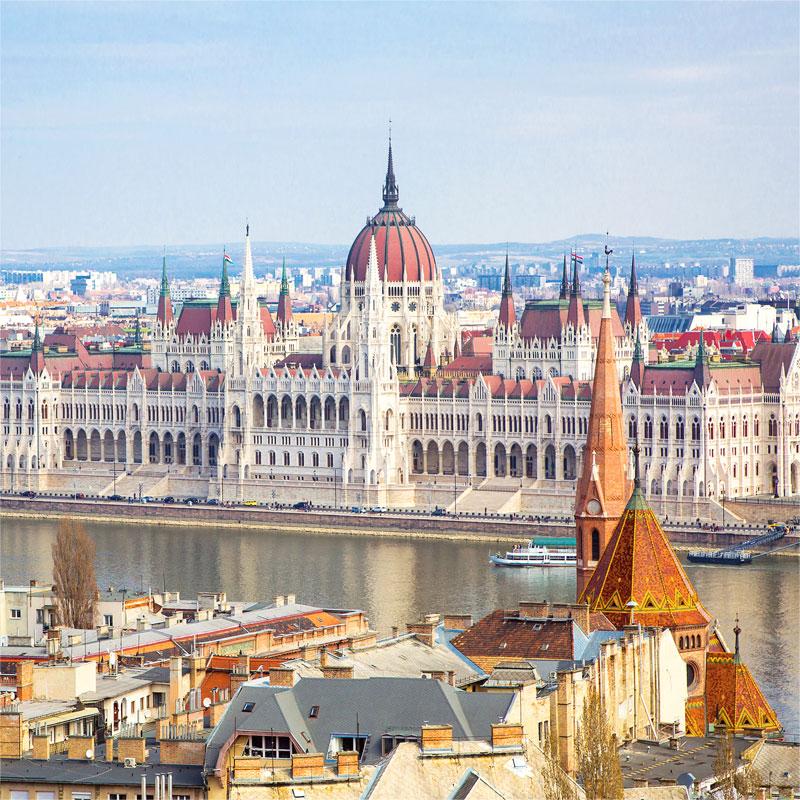 Перевозки грузов из Венгрии