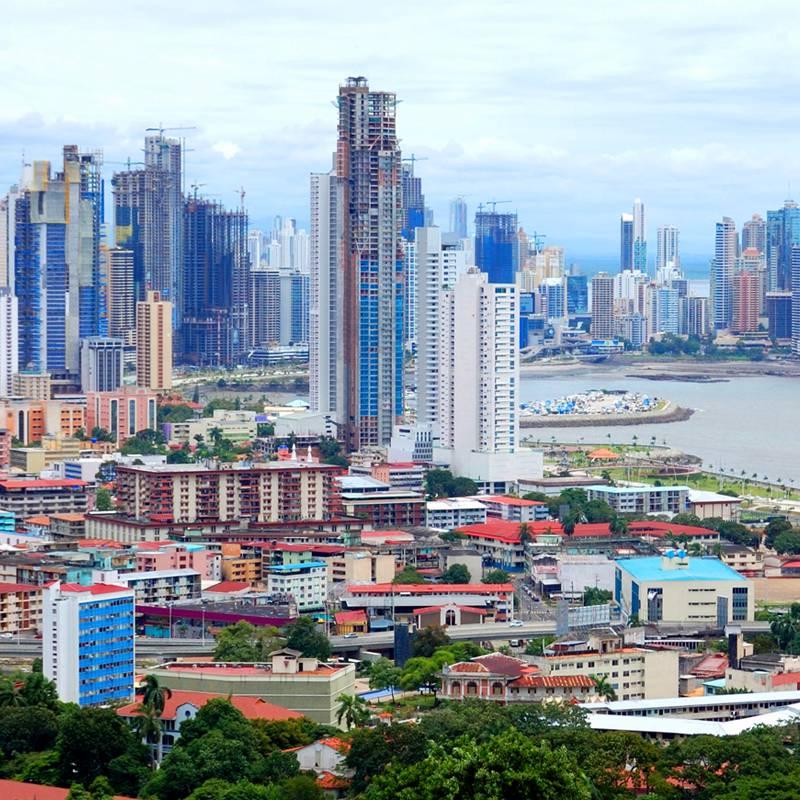 Перевозка грузов в Панаму.