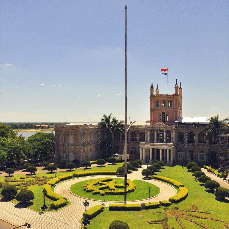 Перевозка грузов в Парагвай