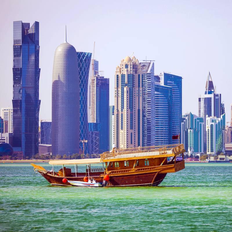 Перевозки грузов в Катар