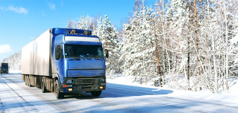 Перевозка грузов по России